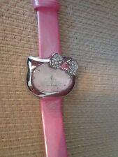 Hello Kitty Girls Wrist Watch Pink -