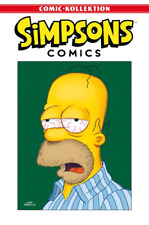 Simpsons Comic-Kollektion 2 - Traummänner - Deutsch - Panini - Comic - NEUWARE