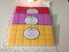 1 X CLEAN COTTON # SOY WAX MELT BLOCK # 100Hr burn Time-Best Seller- Made in AU