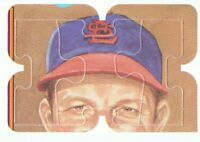 1988 Donruss Stan Musial Puzzle Baseball Cards Pick From List