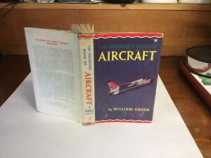 observers book of aircraft 1961 With Year On Spine