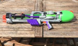 Larami Super Soaker 3040 Monster X Water Gun Rare 1999