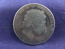 GREAT BRITAIN Georgius III. 1818  Crown.