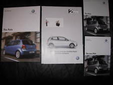 VW Polo Range Brochure For Model Year 2006 + 2 x Price Lists (Mint Condition)