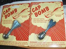 1  Brand New In the Package Toy Diecast Metal Cap Bomb Schylling