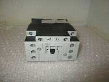 EATON  3 POLE CONTACTOR  DILM17-10