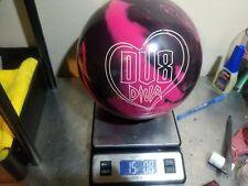 New listing 15lb DV8 Diva Bowling Ball NNB