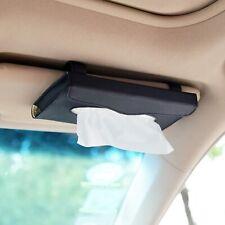 Car Tissue Holder, Sun Visor Napkin Holder, Car Visor Tissue Holder, PU Leather