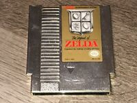 The Legend of Zelda Nintendo Nes Battery Saves Cleaned & Tested Authentic