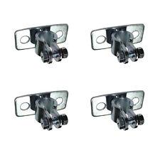 4 pezzi 260 mm profilate d/'Aria Ruota Trasporto ruoli come ruote orientabili a1