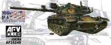 """CHAR MOYEN US M60A3 / TTS """"PATTON"""", 1985  - KIT AFV CLUB 1/35 n° 35249"""