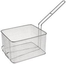 Horeca-Select Fritteusenkorb ohne Griff Liter B1 190mm Größe 8