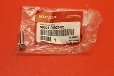 NOS HONDA SHADOW GL1200 VF1000 VT600 BOLT PART# 96001-06020-02