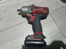 Mac Tools 10.8v Impact Driver 1/2 Inch With 1 Battery