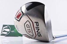 PING G15 DRIVER / 10.5°/ REGULAR FLEX GRAFALLOY BLUE SHAFT / CADG15001