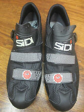 SIDI GENIUS ROAD BIKE CYCLING SHOES SIZE 42