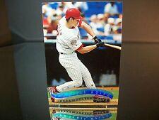 Scott Rolen Topps Stadium Club 1997 Card #172 Philadelphia Phillies MLB Baseball