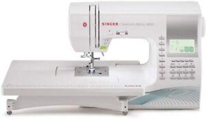 NIB Singer Quantum Stylist 9960 Computerized  Sewing Machine 600-Stitches