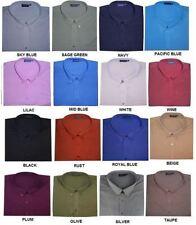 Camicie classiche da uomo multicolori manica lunghi
