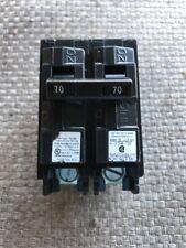 Siemens / Ite B270 Circuit Breaker 2 Pole 70 Amp 240 Vac New Take Out