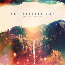 The Digital Age - Evening : Morning CD 2013 ** NEW ** STILL SEALED **