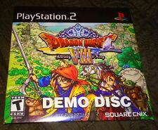 Dragon Quest VIII: Journey of the Cursed King (Demo Edition) (Sony PlayStation 2)
