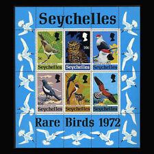 Seychelles, Sc #304a, MNH, 1972, Birds, Owl, AR5FXcx