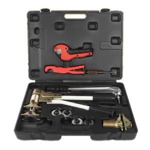 Manual PEX 16-32mm Pipe Crimping Press Tool Kit Floor Heating Pipe Plumbing