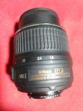 Nikon NIKKOR 18-55mm f/3.5-5.6 VR AF-S Lens