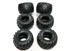 NEW TAMIYA KONGHEAD 6X6 Tires Set of 6 TK11