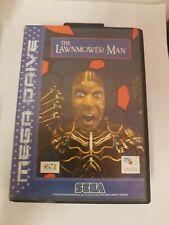 The Lawnmower Man Mega Drive Megadrive Giochi Console Usati Retrogame