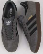 Adidas Gazelle - Grey & Black - BNIBWT