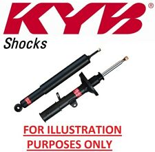 KYB REAR SHOCK ABSORBER FOR SEAT ALTEA 344459