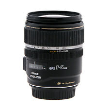 Canon EF-S 17-85mm f/4-5.6 IS USM Lens (Used)