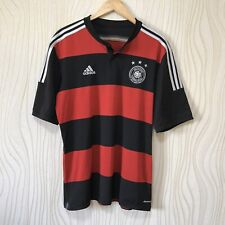 GERMANY 2014 2015 AWAY FOOTBALL SHIRT SOCCER JERSEY ADIDAS G74520