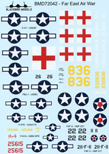 Far East Air War 1/72nd scale decals