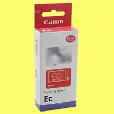 Genuine Canon Ec-S Focusing Screen EcS for EOS 1Ds Mark III 1D Mark III IV II N