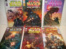 Star Wars Dark Empire II Comics 1-6, 1995