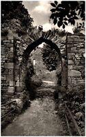 Krukenburg bei Bad Karlshafen Helmarshausen~1950/60 Partie am Eingang zur Burg