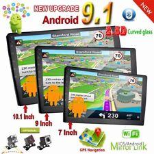 "10.1"" GPS Navi Android9.1 Doppio 2 Din Touch Screen Autoradio Stereo WIFI MP5 BT"