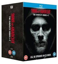 Sons of Anarchy: Complete Seasons 1-7 (Box Set) [Blu-ray]