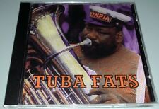 TUBA FATS (CD, 2000, Wise & Barking Productions) WB-014 RARE Import