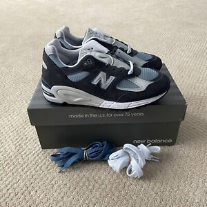 Kith New Balance 990 V2 CL Ronnie Fieg NB M990KT2 Size 5.5