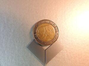 2 EURO commémorative BELGIQUE 2005 Anniversaire Union Economique