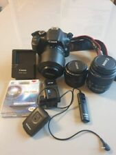 Canon EOS 350D Kiss macchina fotografica, Accessori, lenti e Borsa
