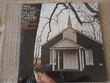 MERLE HAGGARD-VINYL LP-LAND OF MANY CHURCHES-BONNIE OWENS/CARTER FAMILY-SEALED
