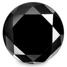 Schwarzer Diamant 0.90 Karat -- TOP Qualität --