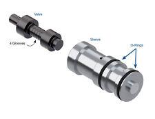 """Sonnax 4L60E 4L65E Transmission BoostValve Kit 1.890"""" sleeve 4 Groove 77898E-16K"""