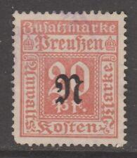 Germany Revenue fiscal  cinderella stamp 12-14-
