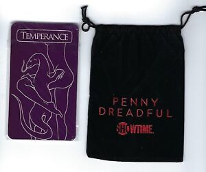 PENNY DREADFUL TAROT CARDS PROMOTIONAL COMIC CON PACKAGE